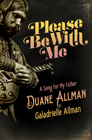 Galadrielle Allman : Please Be With Me (55 Page Sampler)
